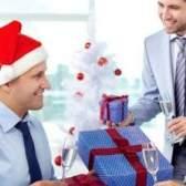Что подарить руководителю на Новый год?