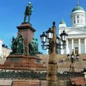 Интересные места Хельсинки: на берегу Балтийского моря