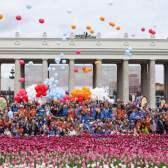 Московский Парк Горького приглашает гостей на празднование Дня России