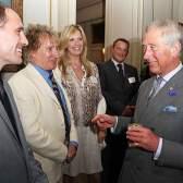 Прием фонда принца Уэльского Prince's Trust