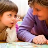 Обучение и воспитание детей.