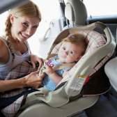 Перевозка новорожденных в автомобиле: безопасность малыша в дороге
