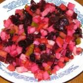 Приготовление салата винегрет: излюбленная закуска