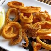 Рецепты из кальмаров: салат, котлеты, фаршированные, жареные, в кляре, с грибами.