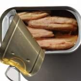 Салат из рыбных консервов скумбрия: простое приготовление