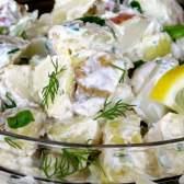 Салат с картофелем и бананами: оригинальное блюдо