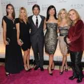 Звезды на Avon Foundation For Women Gala